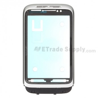 OEM HTC Wildfire S Front Housing (T-Mobile) ,White