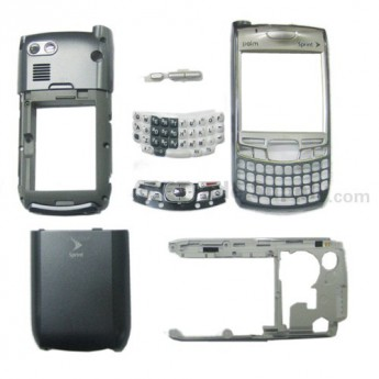 OEM Palm Treo 700p Housing (Sprint) ,Silver
