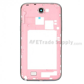 OEM Samsung Galaxy Note II N7100 Rear Housing ,Pink