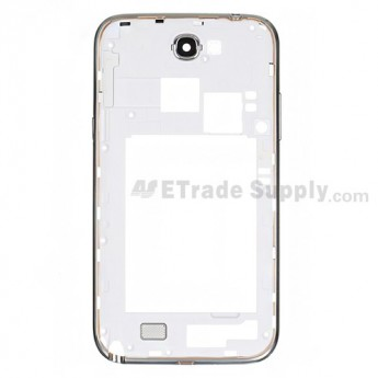 OEM Samsung Galaxy Note II N7100 Rear Housing ,White