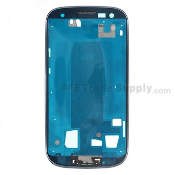 OEM Samsung Galaxy S III GT-i9305 Front Housing ,Sapphire