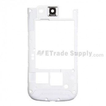 OEM Samsung Galaxy S III (S3) GT-I9300 Rear Housing ,White