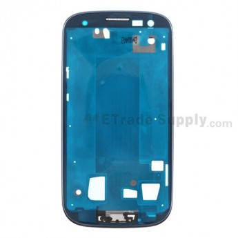 OEM Samsung Galaxy S III SGH-I747 Front Housing ,Sapphire