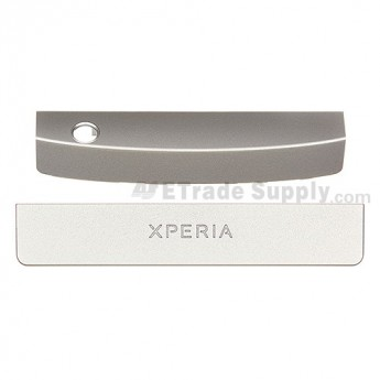 OEM Sony Xperia P LT22i Top Cover and Bottom Cover ,Silver