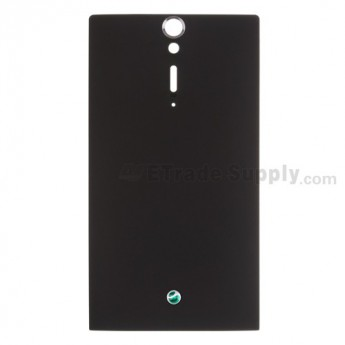 OEM Sony Xperia S LT26i Battery Door ,Black