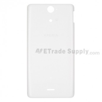 OEM Sony Xperia V LT25i Battery Door ,White