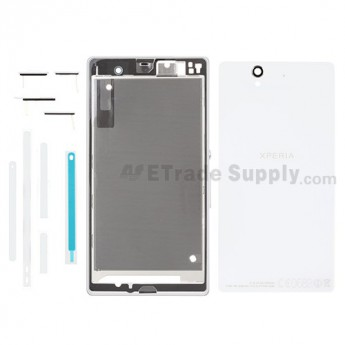 OEM Sony Xperia Z L36h Complete Housing ,White
