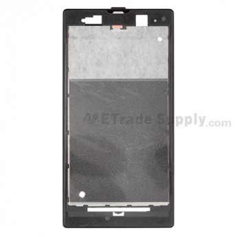 OEM Sony Xperia ion LTE LT28i Front Housing ,Black