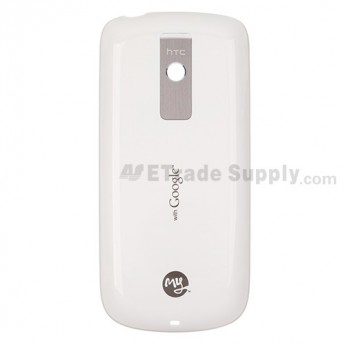 OEM T-Mobile myTouch 3G Battery Door with Earphone Jack ,White