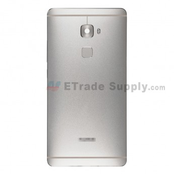 Part for Huawei Mate S Rear Housing - White - Huawei Logo - A Grade (5)