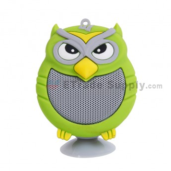 Portable Owl Wireless Bluetooth Speaker - Green (0)