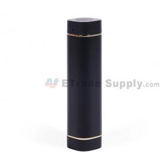 Potable Mini Earpiece Wireless Stereo Bluetooth Earphone Headset USB Power Bank - Black (1)
