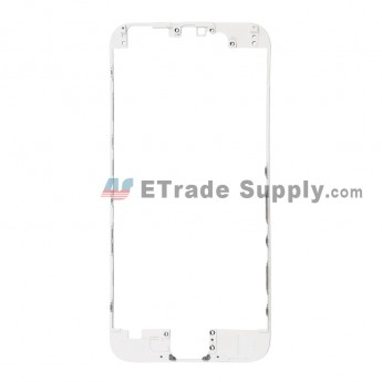 Replacement Part for Apple iPhone 6 Digitizer Frame - White - A Grade (2)