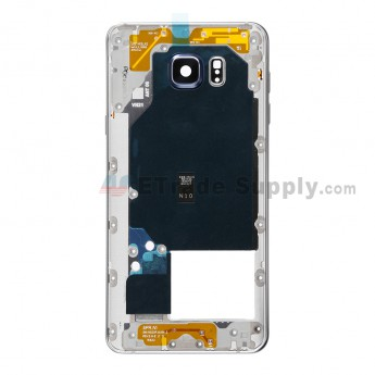 Replacement Part for Samsung Galaxy Note 5 SM-N920P Rear Housing - Sapphire - A Grade (1)