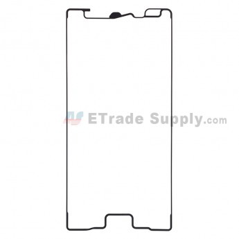 Replacement Part for Sony Xperia Z5 Front Housing Adhesive - A Grade (0)