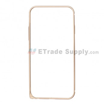 For Apple iPhone 6 Aluminum Protective Frame - Gold - Grade R