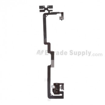 For Apple iPhone 4 Audio Flex Cable Ribbon Replacement (Verizon Wireless) - Black - Grade S+