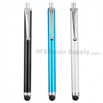 For Apple iPad Stylus - Silver - Grade R