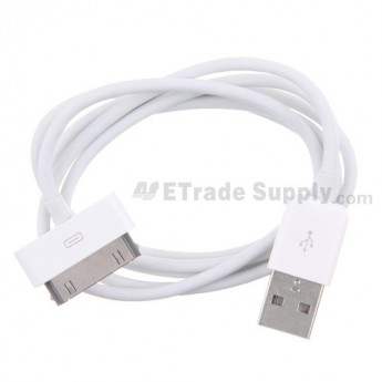 For Apple iPhone 2G, 3G, 3GS USB Data Cable - Grade R