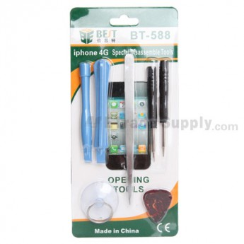 For Apple iPhone 4 Repair Tool Kit (AT&T) - Grade R