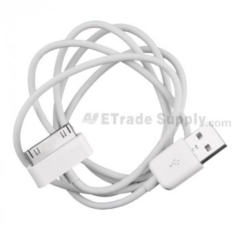 For Apple iPhone 4 USB Data Cable (AT&T) - Grade R