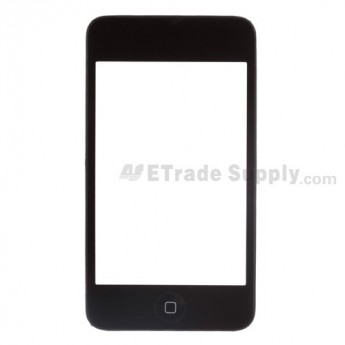 For Apple iPod Touch 3rd Generation Digitizer Touch Screen Assembly Replacement - Grade R