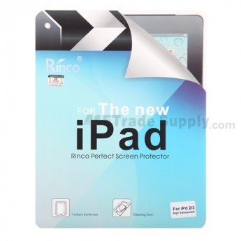For Apple The New iPad (iPad 3) Screen Protector - Grade R