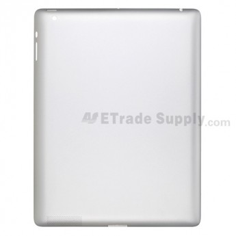For Apple iPad 2 Rear Housing without Logo Replacement  (Wifi Version) - Without Capacity Icon - Grade R