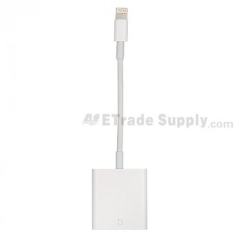 For Apple iPad Mini, iPad 4 Lightning to SD Card Camera Reader Replacement - Grade R