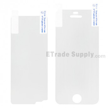 For Apple iPhone 5C Screen Protector (2pcs/set) - Grade R