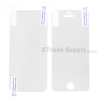For Apple iPhone 5S Screen Protector (2pcs/set) - Grade R