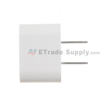 For Apple iPhone 6, iPhone 6 Plus Adapter (US Plug) - White - Grade R