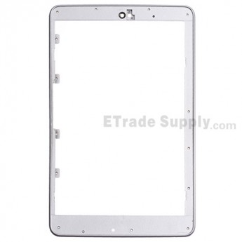 For Asus Google Nexus 7 Tablet(2012) Front Housing Replacement (Wifi Version) - Silver - Grade R