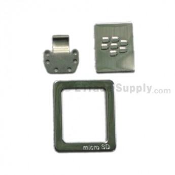 For BlackBerry 8800, 8820, 8830 Battery Door Latch Replacement - Grade R