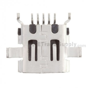 For BlackBerry Bold 9000 Charging Port Replacement - Grade R