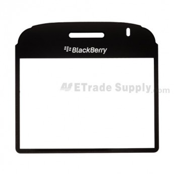 For BlackBerry Bold 9000 Glass Lens Replacement - White - Grade R