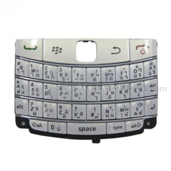 For BlackBerry Bold 9700 Keypad Replacement (Thai) - Grade R