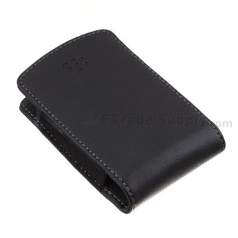 For BlackBerry Bold 9700 Leather Case - Grade R