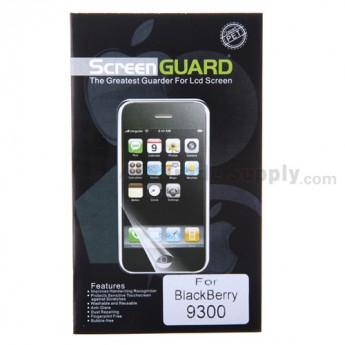 For BlackBerry Curve 3G 9330 Screen Protector - Grade R