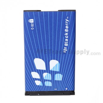 For BlackBerry Curve 8300, 8310, 8320, 8330, 8520, 8530, 8350i, 7130 Series, 8700 Series, 8703E Battery Replacement (1150 mAh) - Grade R