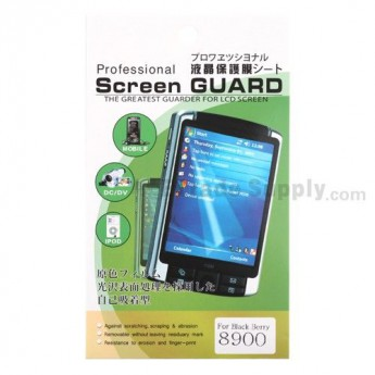 For BlackBerry Curve 8900 Screen Protector - Grade R