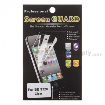 For BlackBerry Curve 9220, 9320 Screen Protector - Grade R