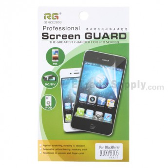 For BlackBerry Pearl 3G 9105 Screen Protector - Grade R