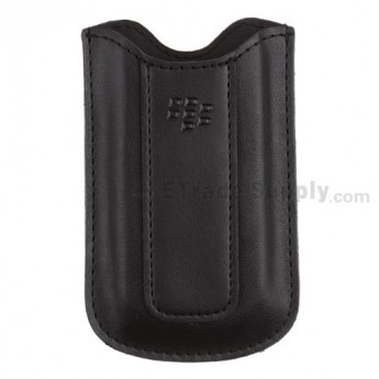 For BlackBerry Pearl 8100/8110/8120/8130 Leather Case - Grade R
