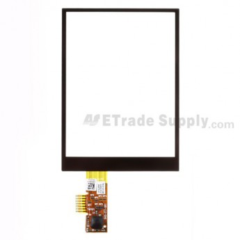 For BlackBerry Storm 9500 Digitizer Touch Screen without Adhesive Replacement - Grade R