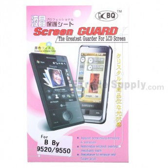 For BlackBerry Storm2 9550 Screen Protector - Grade R