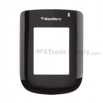 For BlackBerry Style 9670 CID Glass Lens Replacement - Black - Grade R
