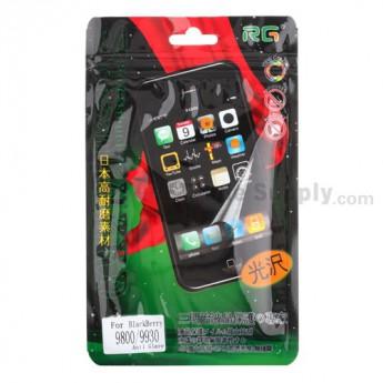 For BlackBerry Torch 9800 Anti-glare Screen Protector - Grade R
