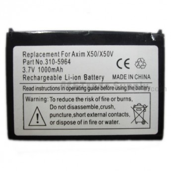 For Dell Axim X50V, Dell Axim X50V, Dell Axim X50 Battery Replacement - Grade R
