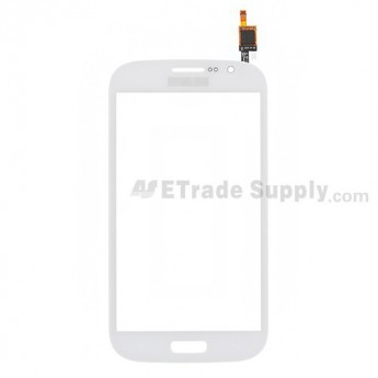 For Samsung Galaxy Grand GT-I9080 Digitizer Touch Screen Replacement - White - With Logo - Grade S+